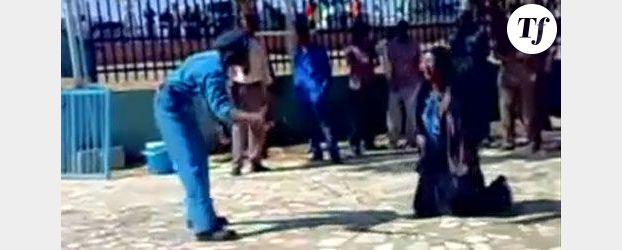 Femme fouettée sur YouTube : des manifestantes arrêtées au Soudan
