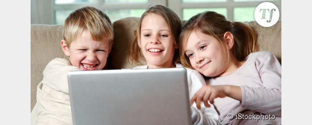 Pratiques numériques : les enfants adorent le web !
