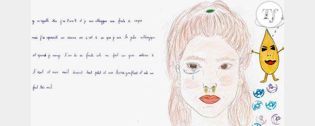 6e Journée de l'allergie : quand les enfants dessinent leurs maux