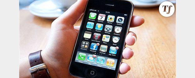 Mina, une petite amie virtuelle sur iPhone