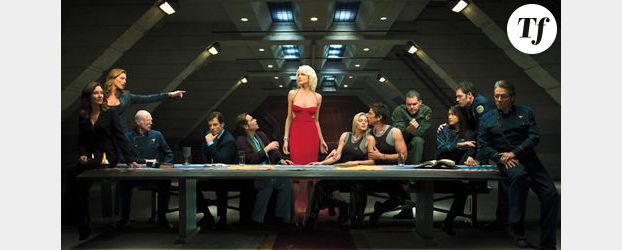 Battlestar Galactica : Blood and Chrome : la bande annonce vidéo en streaming