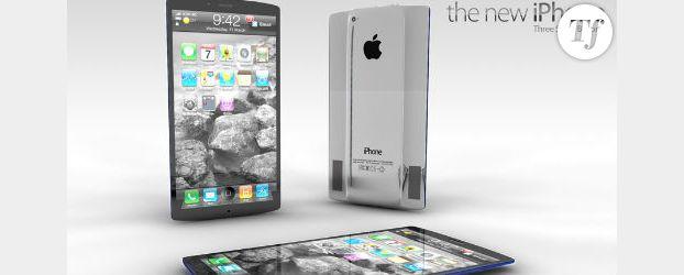 iPhone 5 au look du Samsung Galaxy S3