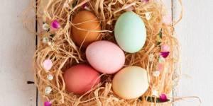 Recettes de Pâques : faites vos œufs en chocolat à la maison
