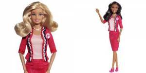 Barbie candidate à l'élection américaine