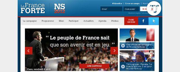 Web campagne 2012 : « décliner le storytelling dans la sphère numérique »