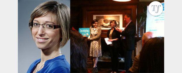 Le « Prix Nouveau Talent » 2012 honore Annelise Corbrion