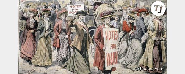 France Inter retrace l'histoire du droit de vote des femmes