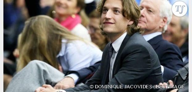 Jean Sarkozy papa d'une petite fille