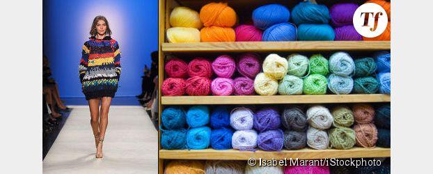 Le tricot version 2012