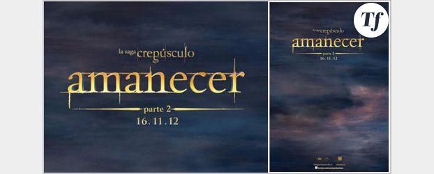 Twilight 5 : une première affiche pour le film