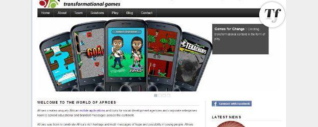 Gaming citoyen : « Afroes », des jeux sur mobile pour transformer l'Afrique