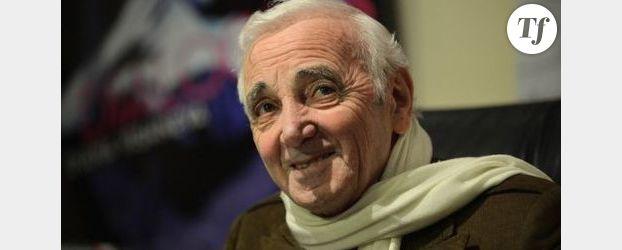 Charles Aznavour est en bonne santé