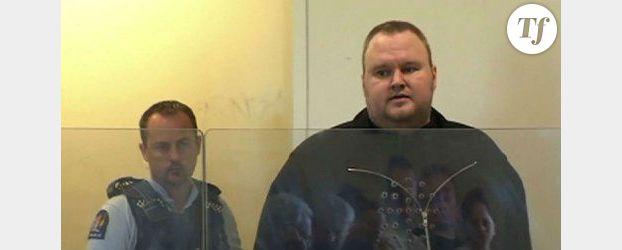 Megaupload : pas de procès pour Dotcom ?