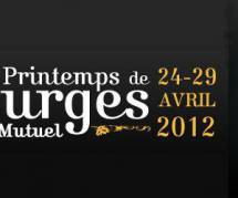 Printemps de Bourges 2012 : coup d'envoi des festivals d'été