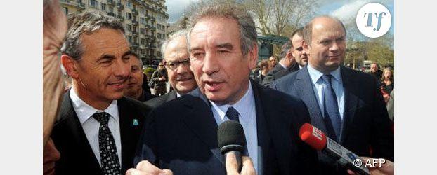 Présidentielle 2012 : Bayrou n'apprécie pas la course au FN de Sarkozy