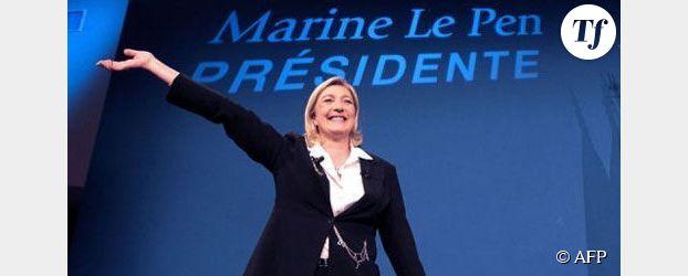 Présidentielle 2012 : l'ombre de Marine Le Pen
