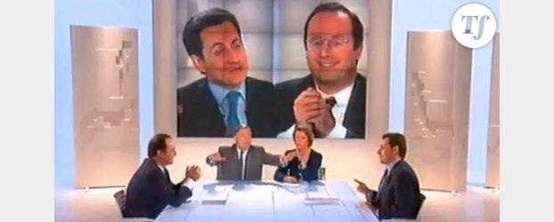 Hollande/Sarkozy : le flashback de leurs duels cathodiques