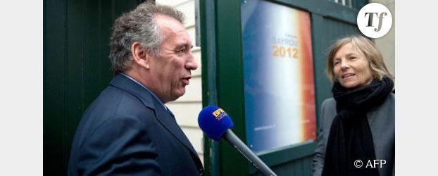 Présidentielle 2012 : François Bayrou fait « le choix de François Hollande »