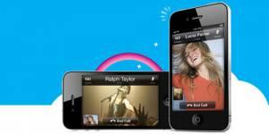 Skype désormais sur iPhone, iPad, et iPod Touch