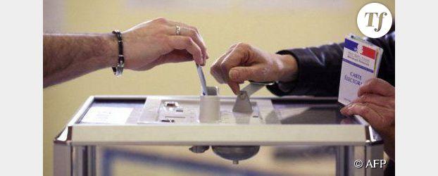 Estimations Présidentielle 2012 : 71,96 % de participation à 17h