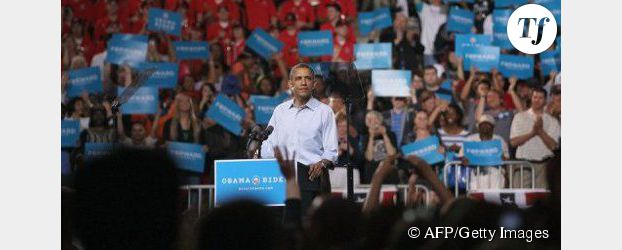 Le mariage gay s'invite dans la campagne de Barack Obama