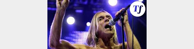 Iggy Pop : son nouvel album disponible sur vente-privée.com