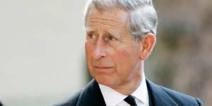 Le prince Charles présente la météo - vidéo