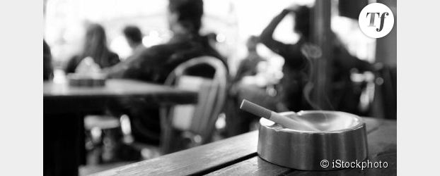 La cigarette, toujours possible en terrasse