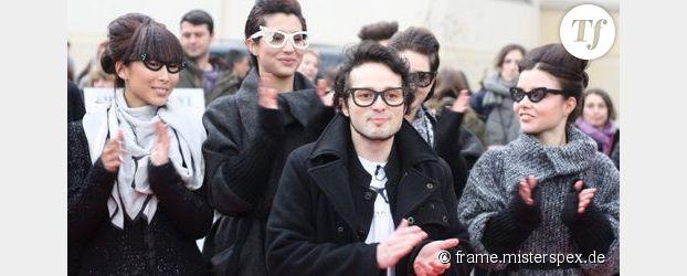 Pappbrille : les lunettes en carton de Cantemir Gheorghiu