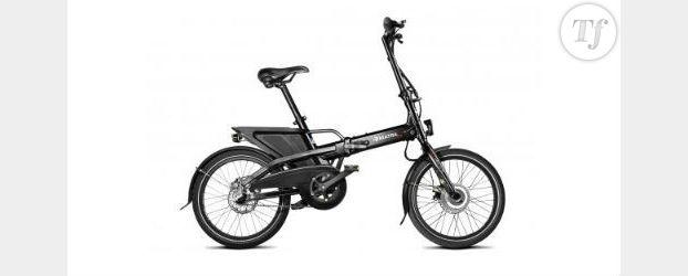 Matra gagne  le prix du vélo électrique de l'année