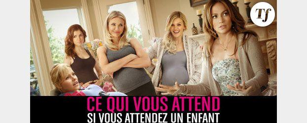 Fête des Mères 2012 : Invitez-la à l'avant-première de « Ce qui vous attend si vous attendez un enfant » !