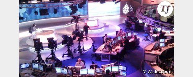 Al-Jazeera : une chaîne d'info en français lancée avant fin 2012