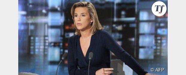 Laurence Ferrari : « Cela fait quatre ans que je me bagarre pour porter le JT de TF1 »