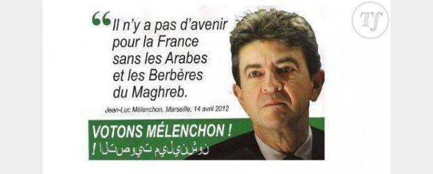 Faux tract du Front de gauche : Marine Le Pen « assume »