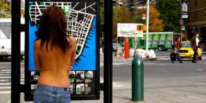 TopFreedom : seins nus dans la rue au nom de l'égalité homme-femme