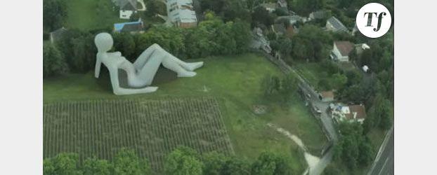 Femme-Loire : un projet de statue géante fait polémique à Tours