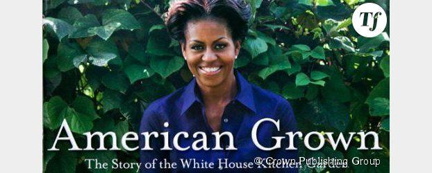 Michelle Obama : son livre sur le potager de la Maison-Blanche