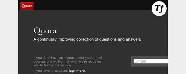 Comment fonctionne Quora, le nouveau réseau social ?