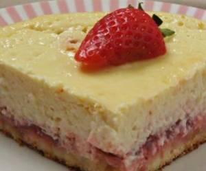 Recette du Cheesecake à la fraise