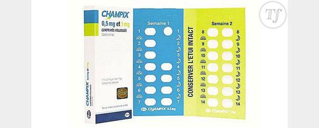 Champix : le médicament pour arrêter de fumer provoquerait
