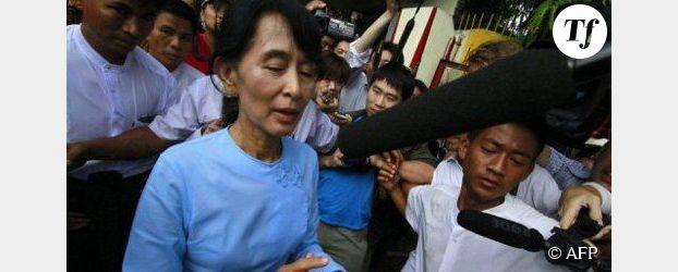 Birmanie : Aung San Suu Kyi en route pour l'Europe