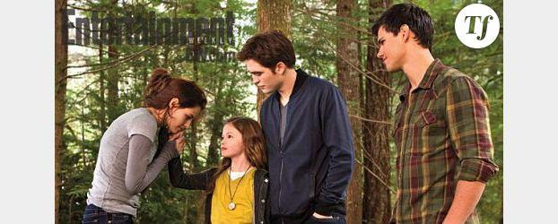 Twilight 5 : Renesmée se dévoile en photo