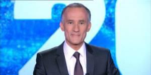 JT de 20h sur TF1 : Gilles Bouleau prend la place de Laurence Ferrari