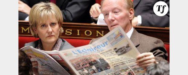 Nadine Morano piégée par Dahan trouve que Marine Le Pen a du talent - Vidéo