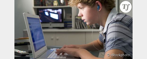 Jeune gay de treize ans