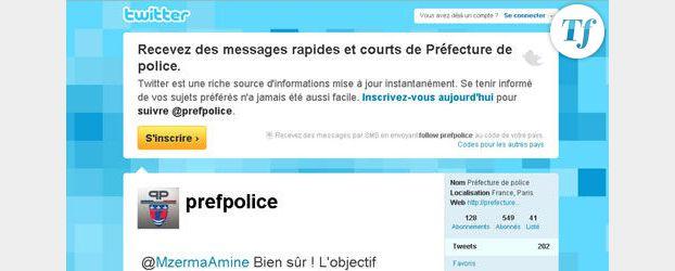 La police utilise Facebook et Twitter pour des appels à témoins