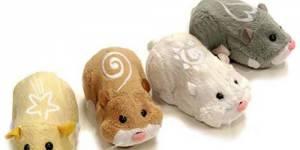 Zhu zhu pets : les hamsters électroniques envahissent les cours de récré !
