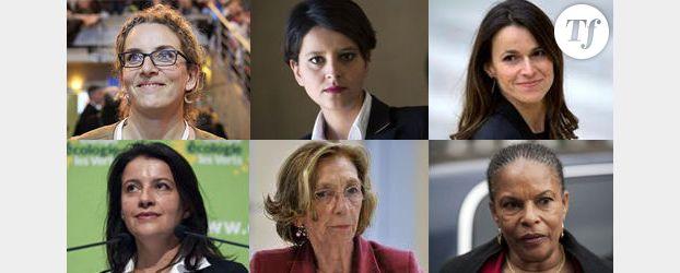 Femmes, femmes, femmes du gouvernement