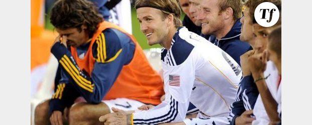 Jeux Olympiques 2012 : David Beckham n'est pas sélectionné