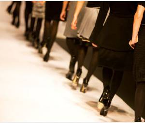 Coup d'envoi de la Fashion Week 2012 à Paris